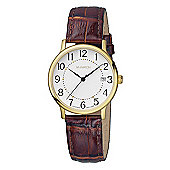 M-Watch Timeless Elegance Unisex Date Display Watch - A661.30545.40