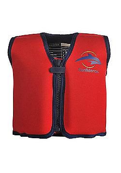 Konfidence Float Jacket - Red