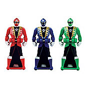 Power Rangers Super Megaforce Ranger Key Set - Super Megaforce