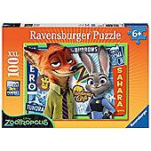 Zootropolis - 100XXLpc Puzzle