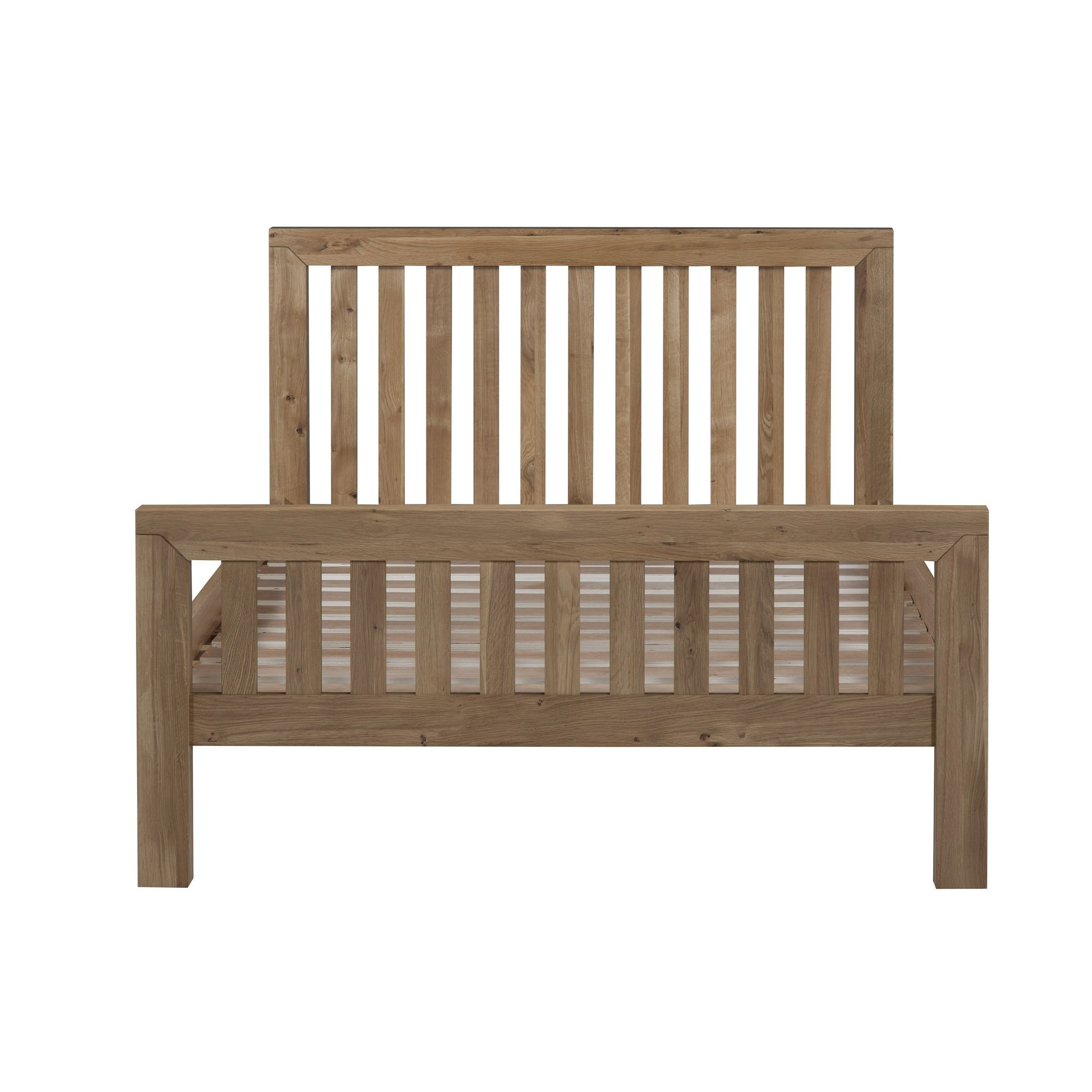 Alterton Furniture Wiltshire Bed Frame - Double at Tesco Direct