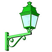 Roger Pradier Avenue 3 No. 12 Wall Lantern - British Racing Green