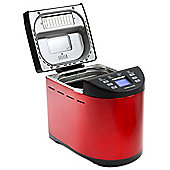 Andrew James 600 Watt Bread Maker in Red
