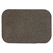 Mr Mat Outdoor Mat  - Plain Coffee