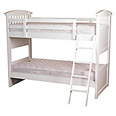 Ruby Bunk Bed - White