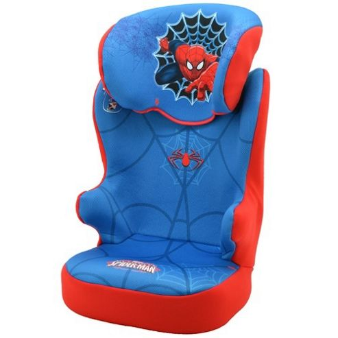 Marvel Spiderman Car Seat Cover