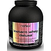 Reflex Nutrition - Instant Whey Deluxe Strawberry