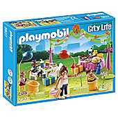 Playmobil City Life Kids Party 5627