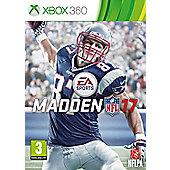 MADDEN NFL 17 (XB360)