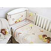 Little Suzy's Zoo Nursery Bedding Set