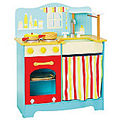 Carousel Wooden Country Kitchen