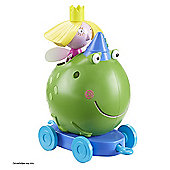 Ben and Holly's Little Kingdom - Push-Along Holly's Vehicle
