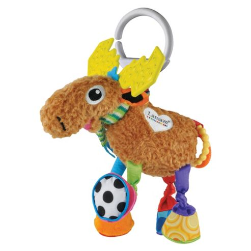 Lamaze Play Grow Mortimer Moose