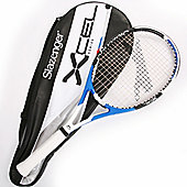 Slazenger Xcel Ultimate Graphite / Titanium Tennis Racket And Cover