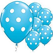 11' Big Polka Dots (25pk)