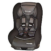 Nania Driver Group 1 Car Seat,  Graphic Black