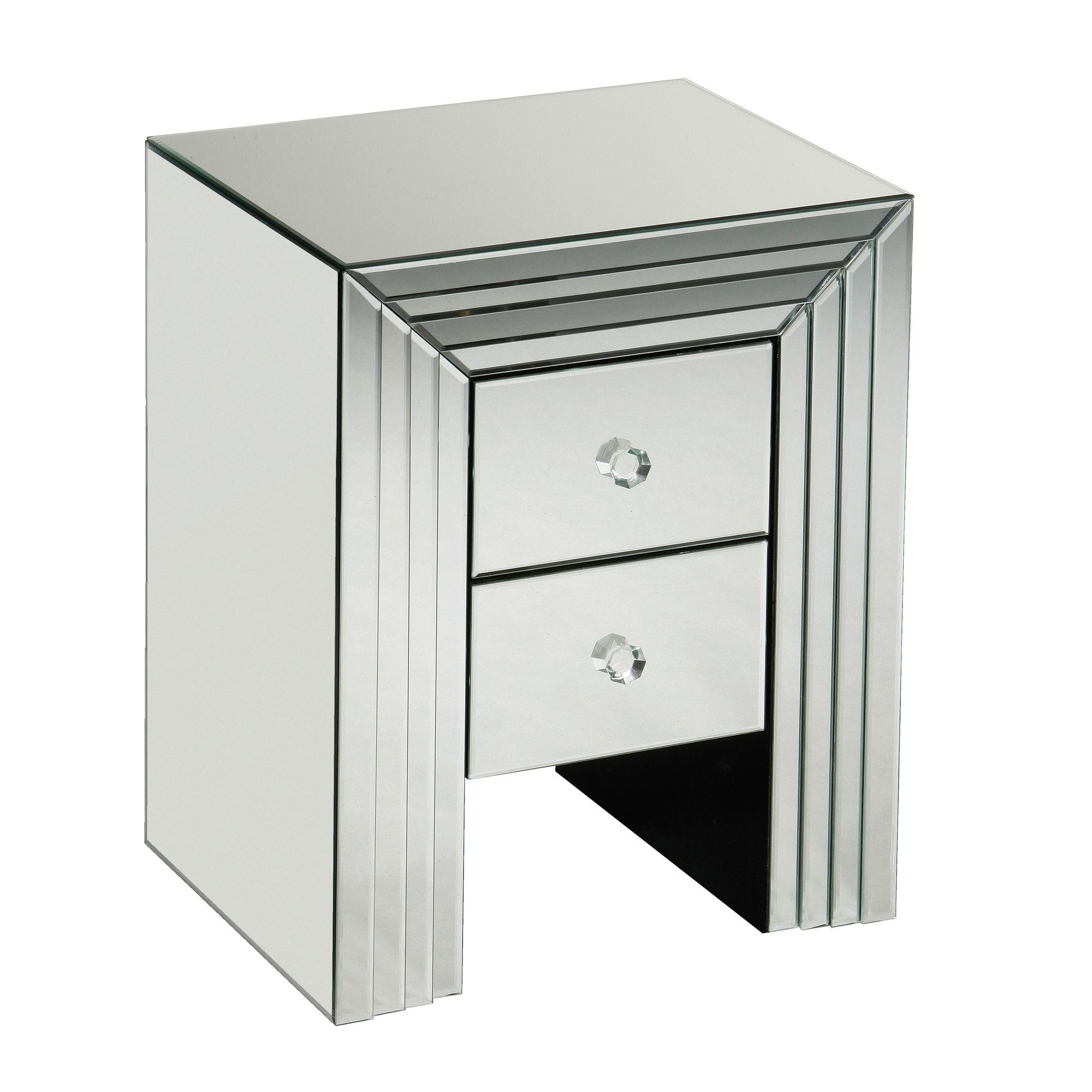 Premier Housewares New Line Bedside Cabinet at Tesco Direct