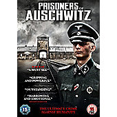Prisoners of Auschwitz DVD