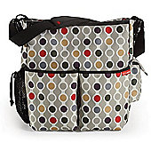 Skip Hop Duo Deluxe Edition Changing Bag Wave Dot