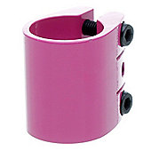 Slamm Rage Triple Collar Clamp - Pink