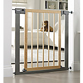 Lindam Protect Wood and Metal Safety Gate 75-82cm