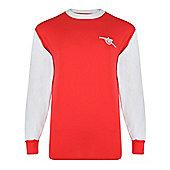 Arsenal 1971 LS Shirt - Red
