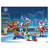 Playmobil Advent Calendar - Santas Workshop