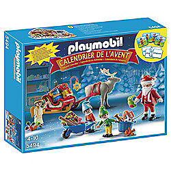 Playmobil 5494 Christmas Advent Calendar Santas Workshop