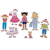 ELC Design and Dress Dolls