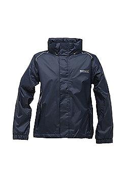 Regatta Boys Fieldfare Waterproof Jacket - Navy