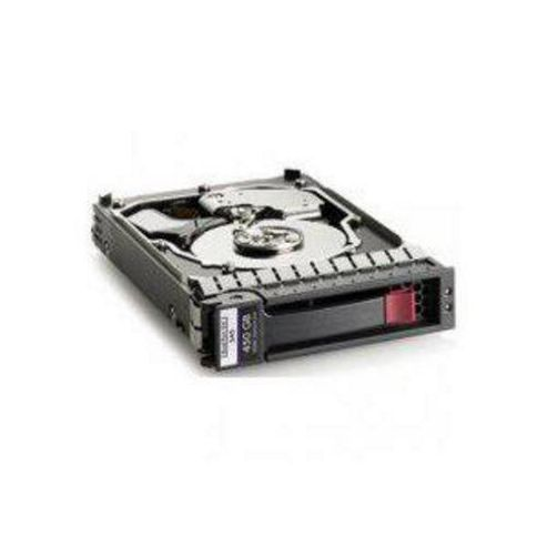 Hewlett-Packard 450GB 6G SAS 10K rpm SFF (2.5-inch) Dual Port Enterprise Hard Drive