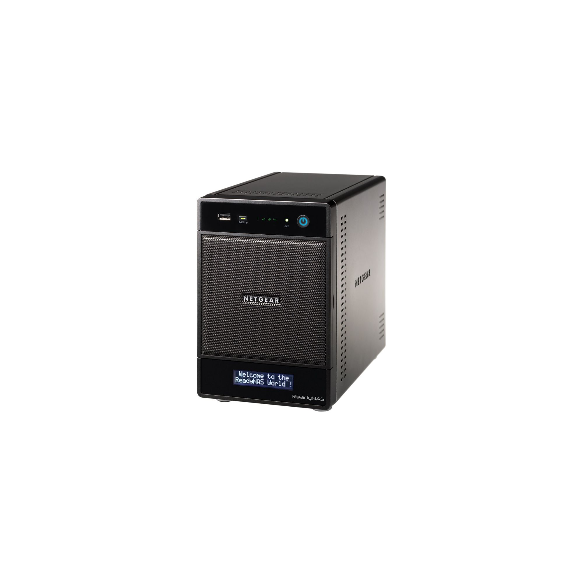 Netgear ReadyNAS RNDP400U Ultra 4 Plus Diskless at Tesco Direct
