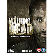 The Walking Dead - Series 1-3 - Complete (DVD Boxset)