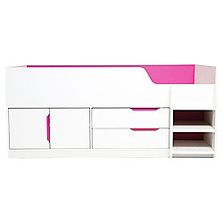 Otto Sleep Station White With White/Pink/Blue Insert