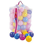 Tesco 100 Playballs, Pink Theme