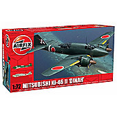 "Airfix Mitsubishi Ki-46 II ""Dinah"" (1:72 scale)"