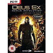 Preorder Deus Ex - Human Revolution - Limited Edition