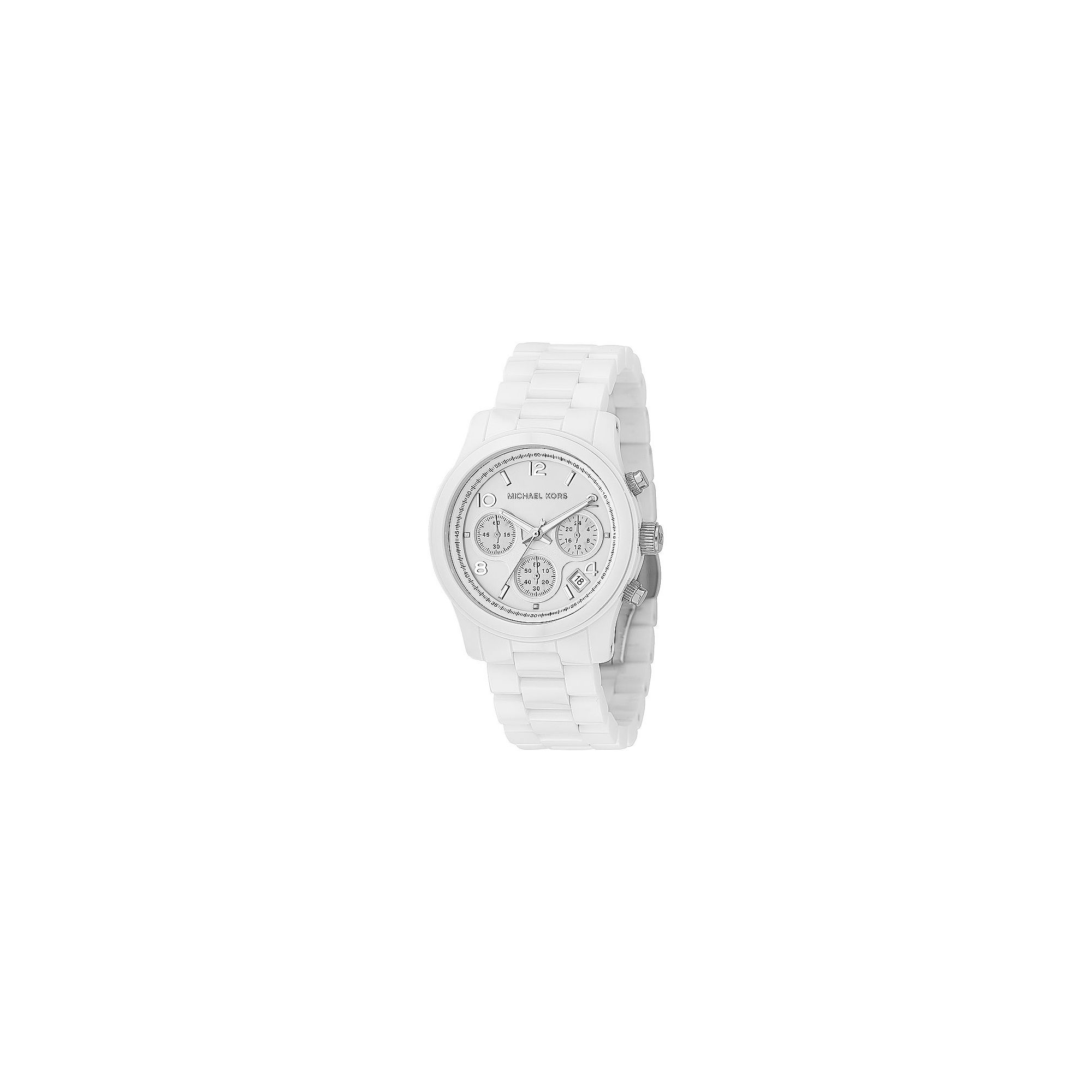Michael Kors Ladies Ceramic Watch MK5161 at Tesco Direct