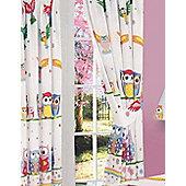 Owl Love Curtains, 72s