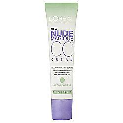 L'Oréal Nude Magique CC Cream Anti-Redness 30ml