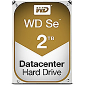 WD 2TB Se 64MB 3.5IN SATA 6GB/S 7200RPM Hard Drive Cost effective enterprise-class storage 24x7x365 reliability Disk Utilities and Migration Tools
