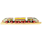 Bigjigs Rail BJT420 Bullet Train