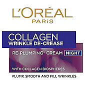 L'Oreal Paris Wrinkle Decrease Night 50ml
