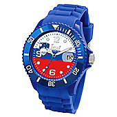 Ice-Watch Ice-World Slovenia Unisex Date Display Watch - WO.SI.U.S