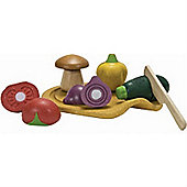 Plan Toys Assorted Veg Set