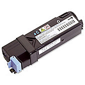 Dell High Capacity Cyan Toner Cartridge (Yield 2,500 Pages) for Dell 2130cn Colour Laser Printers