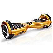 Electric Balancing Scooter - HoverBoard - Swegway in Gold