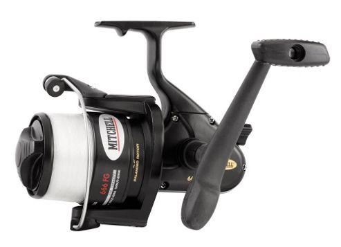Mitchell 667 FG Series Front Drag Reel