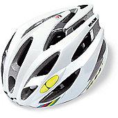 SH+ Natt Helmet: Pearl White L/XL.