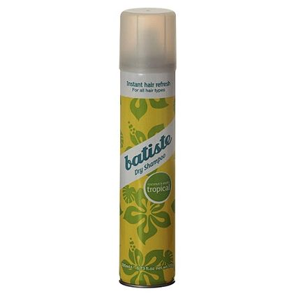 Save 1/3	 on selected Batiste dry shampoo